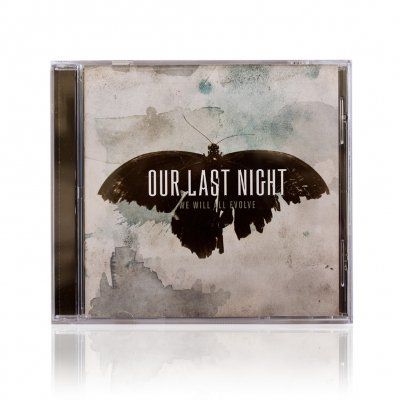 Our Last Night - We Will All Evolve | CD