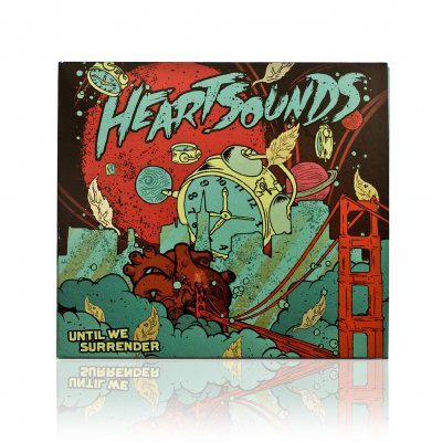 Heartsounds - Until We Surrender | CD