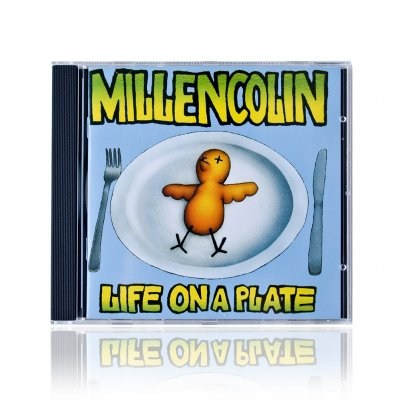 shop - Life On A Plate | CD