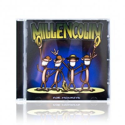 Millencolin - For Monkeys | CD