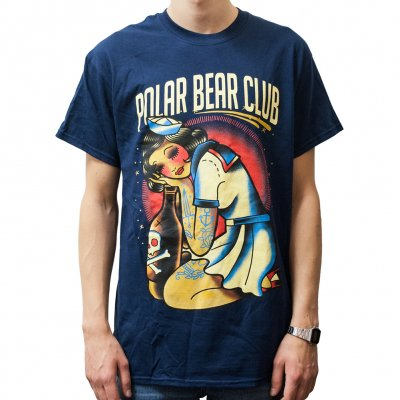 polar-bear-club - Sailor Girl | T-Shirt