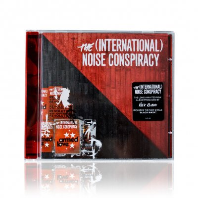 The (International) Noise Conspiracy - Armed Love | CD