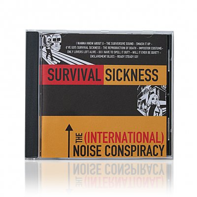 The (International) Noise Conspiracy - Survival Sickness | CD