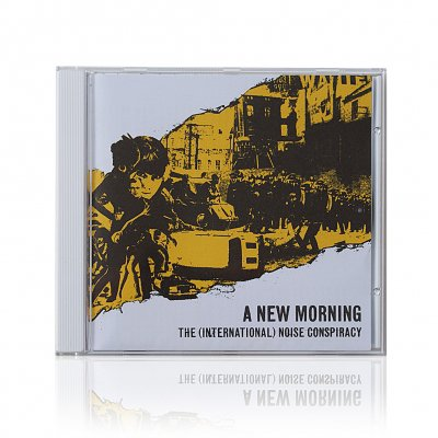 A New Morning, Changing Weather | CD