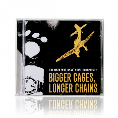 The (International) Noise Conspiracy - Bigger Cages, Longer Chains | CD