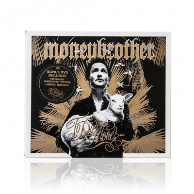 Moneybrother - To Die Alone | Limited CD/DVD