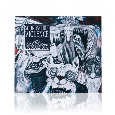Sounds Like Violence - The Devil On Nobel Street | CD