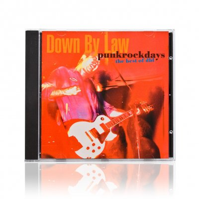 Down By Law - Punkrockdays | CD