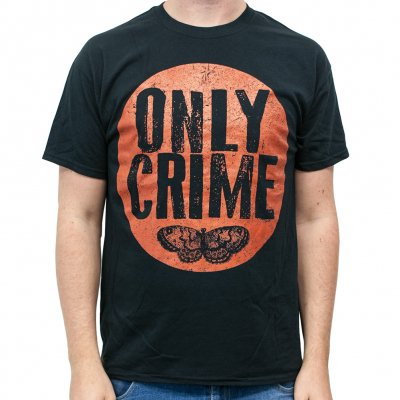 Only Crime - Moth | T-Shirt