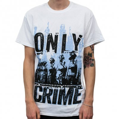 Only Crime - Gasmask | T-Shirt