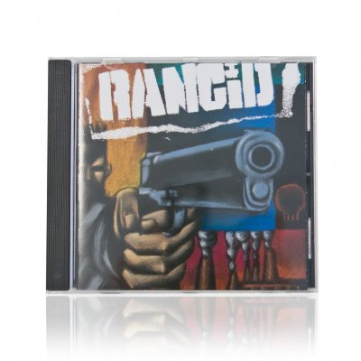 rancid - S/T | CD