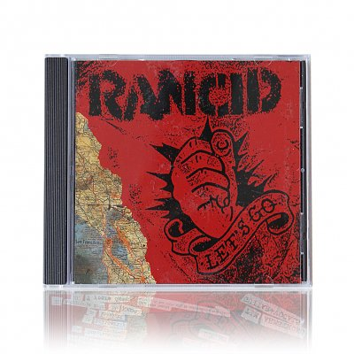 rancid - Let's Go | CD