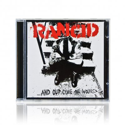 rancid - And Out Come The Wolves | CD