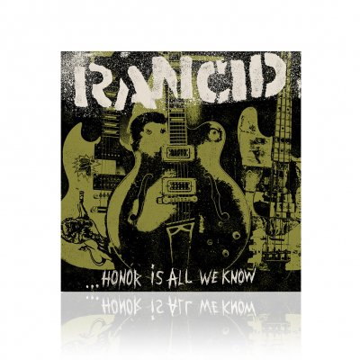 Honor Is All We Know | CD