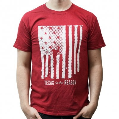 texas-is-the-reason - Flag | T-Shirt