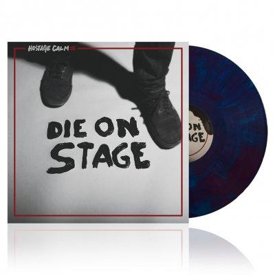 Hostage Calm - Die On Stage | Vinyl