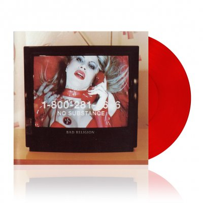 Bad Religion - No Substance | Red Vinyl