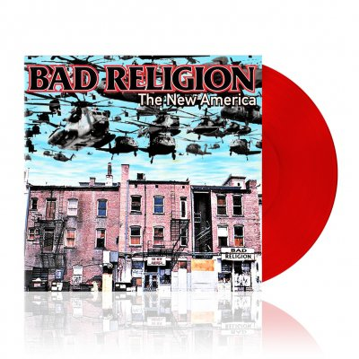epitaph-records - The New America | Red Vinyl