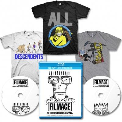 shop - Filmage Nerd Bundle | DVD/BLU-RAY + 3 Shirts