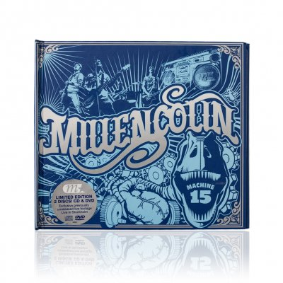 Millencolin - Machine 15 | Limited CD/DVD