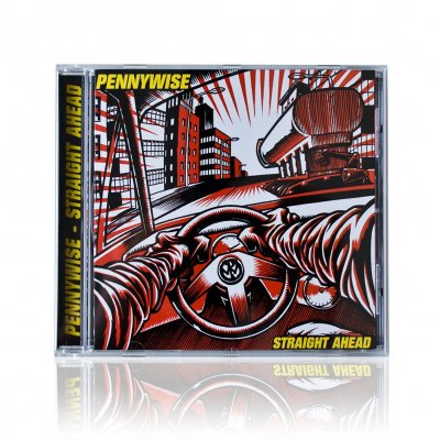 Pennywise - Straight Ahead | CD