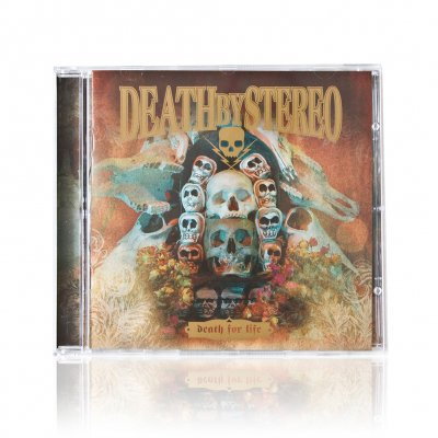 Death By Stereo - Death For Life | CD