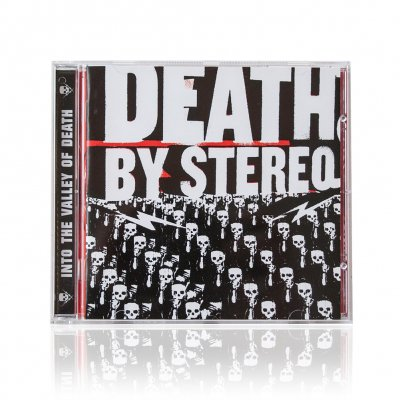 Death By Stereo - Into The Valley Of Death | CD
