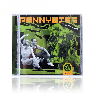 Pennywise - From The Ashes | CD