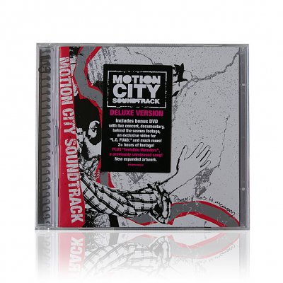 Motion City Soundtrack - Commit This To Memory | Deluxe CD