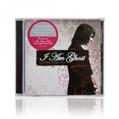 I Am Ghost - Lover's Requiem | CD