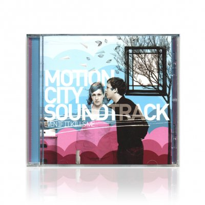 Motion City Soundtrack - Even If It Kills Me | CD