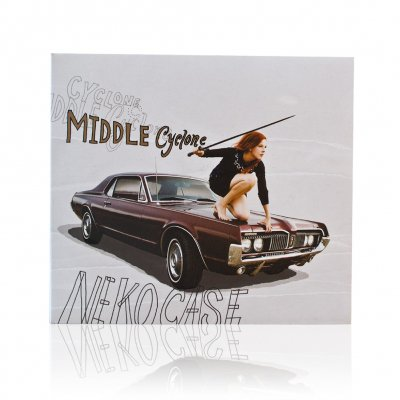 Middle Cyclone | CD