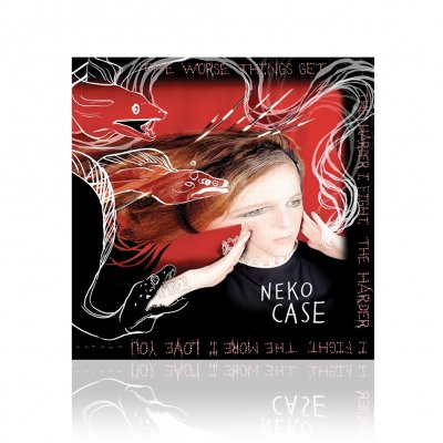 neko-case - The Worse Things Get | CD