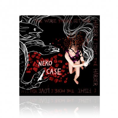 neko-case - The Worse Things Get | Deluxe CD