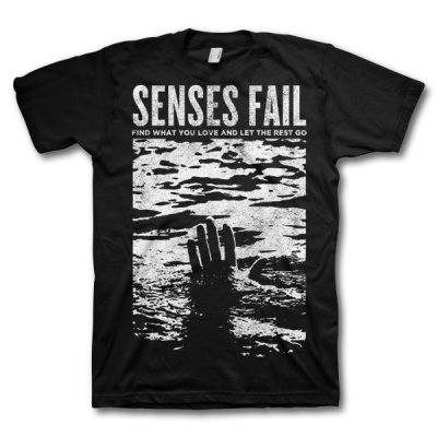 senses-fail - Find What You Love | T-Shirt