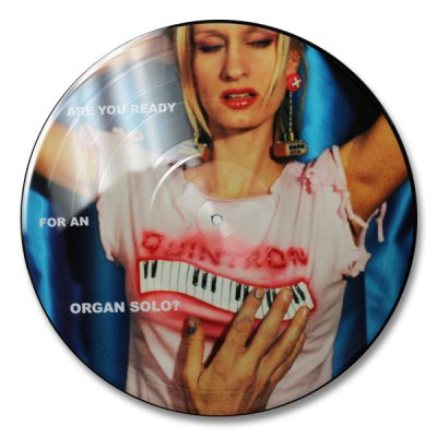 Quintron - Are You Ready For An Organ Solo | Pic. Vinyl