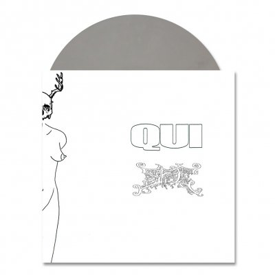 Qui/Secret Fun Club - Split | 7 Inch