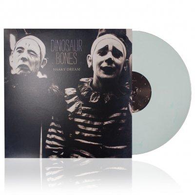 Dinosaur Bones - Shaky Dream | Green Vinyl