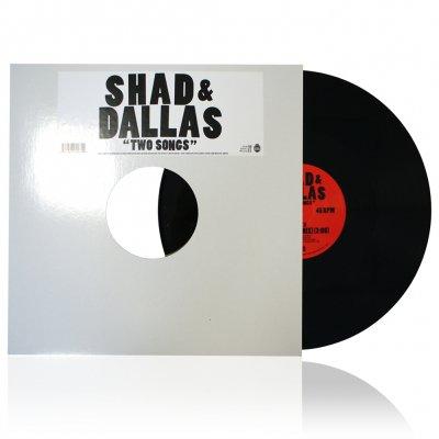 Dallas & Shad - Two Songs | Vinyl