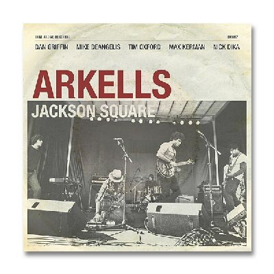 Arkells - Jackson Square | CD