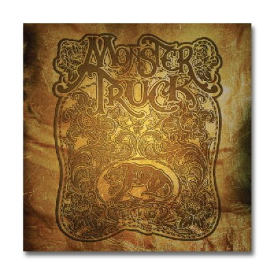 Monster Truck - The Brown | CD EP