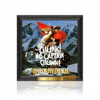 chunk-no-captain-chunk - Pardon My French | CD
