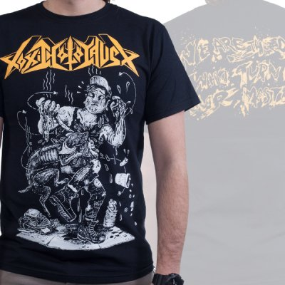 toxic-holocaust - Dogs | T-Shirt