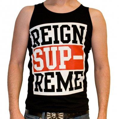 Reign Supreme - Box Logo | Tank Top