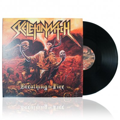 skeletonwitch - Breathing The Fire | Vinyl