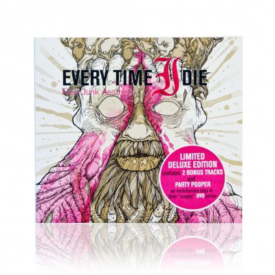 Every Time I Die - New Junk Aesthetic | CD/DVD