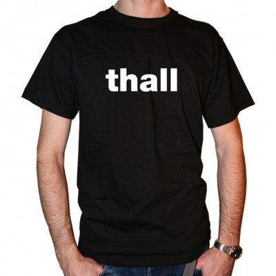 vildhjarta - Thall Black | T-Shirt