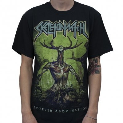 skeletonwitch - Forever Abomination | T-Shirt