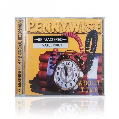 Pennywise - About Time | CD