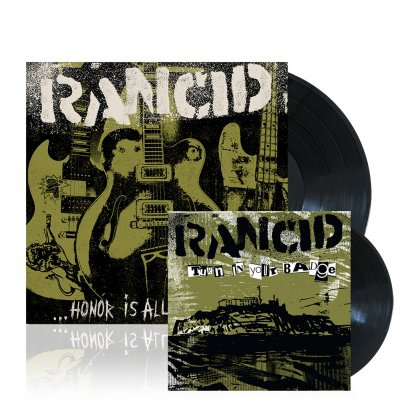 rancid - Honor Is All We Know | Deluxe Vinyl
